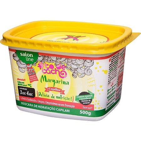 Margarina Capilar Delicia de Nutrição 500g Salon Line