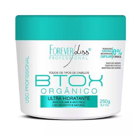 Btox Orgânico Forever Liss 250g