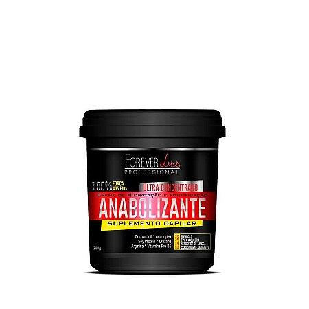Anabolizante Capilar Forever Liss Ultra Concentrado 240g