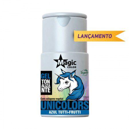 Unicolors Azul Tutti-Frutti - Gel Tonalizante
