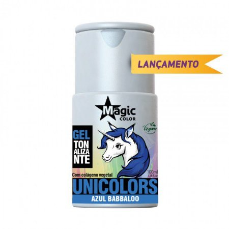 Unicolors Azul Baballoo - Gel Tonalizante