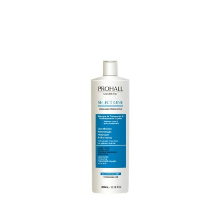 Prohall - Escova Progressiva Select One  Sem Formol (300ml)