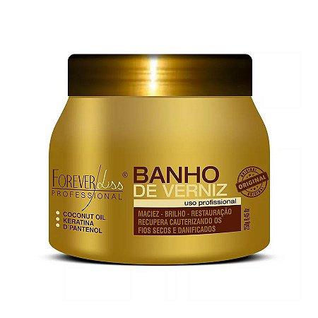 Banho De Verniz Brilho E Hidratação Extrema Forever Liss 250G