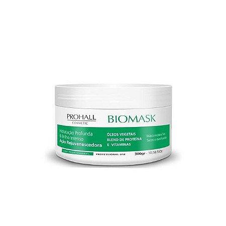 Máscara Hidratante Biomask Explosão de Brilho 300Gr Prohall