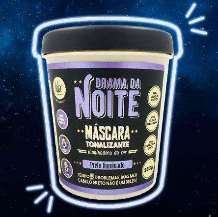 DRAMA DA NOITE MÁSCARA TONALIZANTE 230G - LOLA COSMETICS