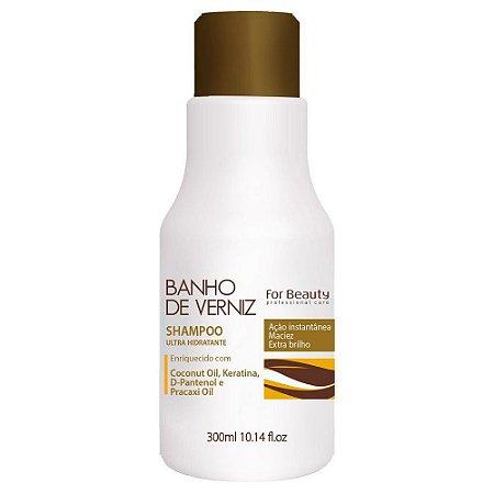 For Beauty Banho de Verniz Hidratante Shampoo 300ml