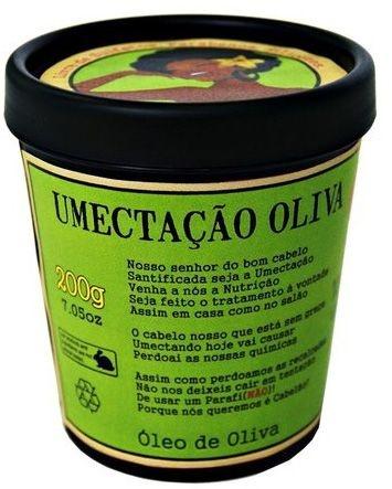Lola Umectação Oliva 200g