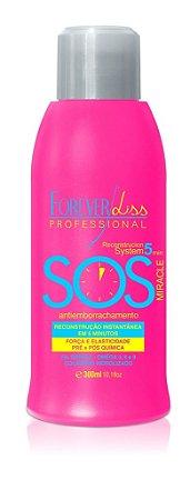 Forever Liss SOS Reconstrutor Anti emborrachamento