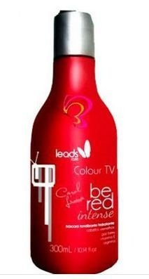 Colour TV Be Red Máscara Tonalizante e Hidratante 300ml