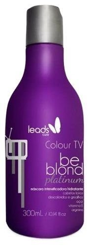 Colour TV Be Blond Platinum Matizador 300ml