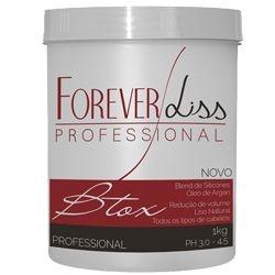 Forever Liss Btx Argan Oil Alisamento - 1Kg