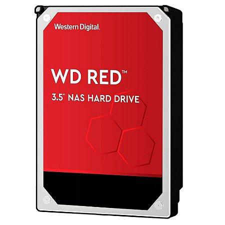 HD WD RED NAS, 4TB, 3.5´, SATA - WD40EFAX