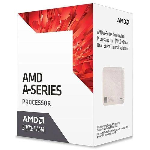 PROCESSADOR AMD A6-9500E 3.0GHZ (MAX TURBO 3.4GHZ) AM4 1MB CACHE - AD9500AHABBOX