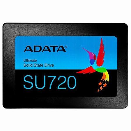 "SSD ADATA SU720 2TB 2.5"" SATA3 3D NAND - ASU720SS-2T-C"