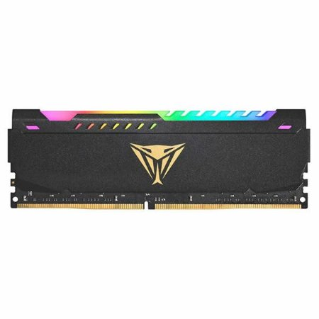 MEMÓRIA DDR4 PATRIOT VIPER STEEL RGB, 16GB (1X16GB) 3600MHZ, BLACK - PVSR416G360C0