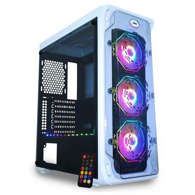 COMPUTADOR GAMER RYZEN 5 5600x, 16GB (2X 8GB) DDR4, SSD 960GB, RTX 3060 12GB, 600W REAIS 80PLUS