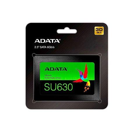 SSD 1.92TB ADATA SU630SS BLACK RETAIL 7MM ASU630SS-1T92Q-R