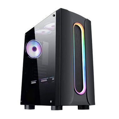 COMPUTADOR GAMER INTEL I5 8400, 16GB DDR4, SSD 240GB, GTX 1650 EX 4GB, FONTE REAL 600W