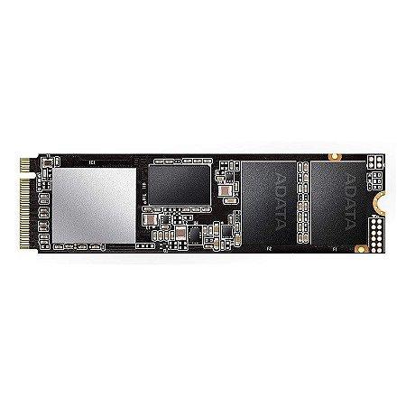 SSD XPG SX8200 PRO, 512GB, M.2, PCIE, NVME, LEITURAS: 3500MB/S E GRAVAÇÕES: 2300MB/S - ASX8200PNP-512GT-C