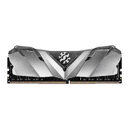 MEMÓRIA ADATA XPG GAMMIX D30 16GB (1X16GB) DDR4 3200MHZ CINZA, AX4U320016G16A-SB30