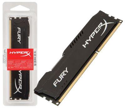 MEMÓRIA 8GB DDR3 1866MHZ HYPERX FURY