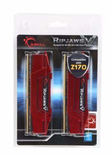 MEMÓRIA 2X16GB DDR4 2400MHZ G.SKILL RIPJAWS