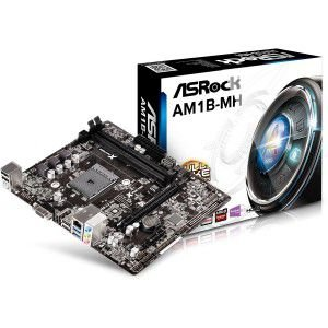 PLACA MÃE AM1B-MH SOCKET AM1 ASROCK