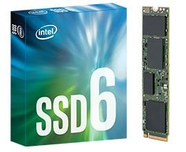 SSD 256GB M.2 INTEL - 1570MB/S