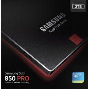 SSD 2TB SAMSUNG 850 PRO 550MB/S