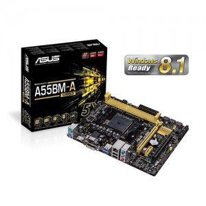 PLACA MÃE A55BM-A / USB3 SOCKET FM2 ASUS