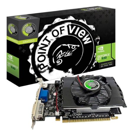 PLACA DE VIDEO GT 730 2GB DDR3 128BITS POINT OF VIEW