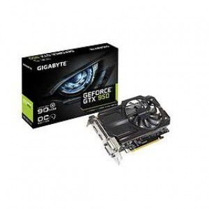 PLACA DE VÍDEO GEFORCE GTX 950 2GB DDR5 128BITS GIGABYTE