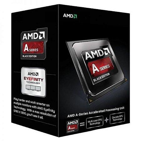 PROCESSADOR AMD A6 7400k 3.9GHZ 1MB SOCKET FM2