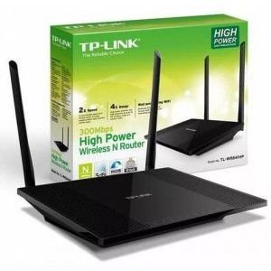 ROTEADOR WIRELESS TP-LINK 300MBPS TL-WR841HP 8DBI