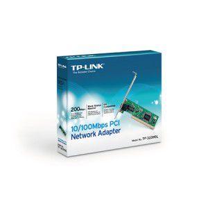 PLACA DE DE REDE TP-LINK PCI 10/100MBPS - TF-3239DL