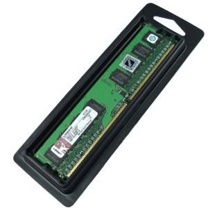 MEMÓRIA 2GB DDR2 667MHZ KINGSTON - KVR667D2N5/2G