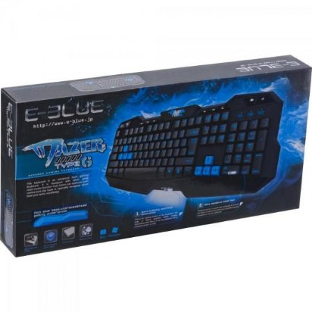 TECLADO GAMER MULTIMÍDIA LUMINOSO TYPE-G