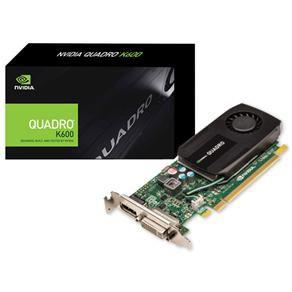 PLACA DE VÍDEO QUADRO K600 1GB DDR3 128BITS PNY