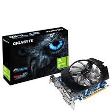 PLACA DE VÍDEO GT 740 1GB DDR5 128BITS GIGABYTE