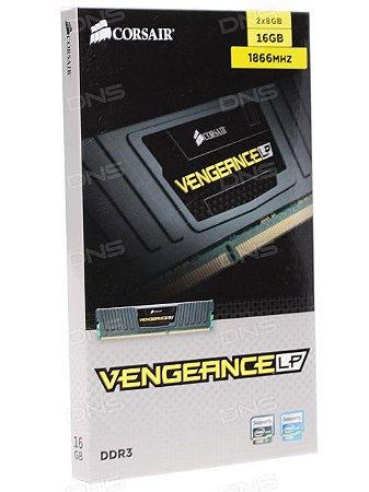 MEMÓRIA 2X8GB DDR3 1866MHZ CORSAIR VENGEANCE