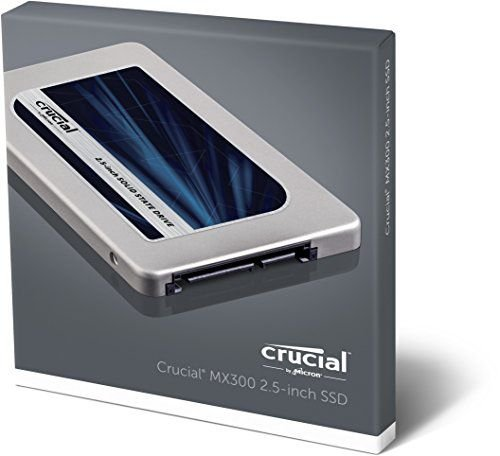 SSD 525GB CRUCIAL 530MB/S