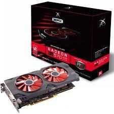 PLACA DE VÍDEO RX 570 4GB DDR5 256BITS XFX