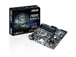 KIT UPGRADE B250M-A + I7 7700 + 8GB 2400MHZ