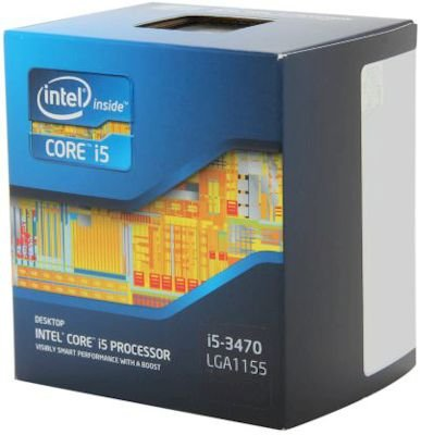 PROCESSADOR INTEL I5 3470 3.2GHZ 6MB SOCKET 1155-OEM