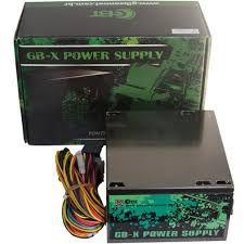 FONTE DE ALIMENTAÇÃO ATX 530W REAIS GB-X POWER