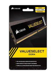 MEMÓRIA 4GB DDR4 2400MHZ CORSAIR VALUE