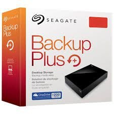 HD EXTERNO SEAGATE BACKUP PLUS 5TB USB 3.0