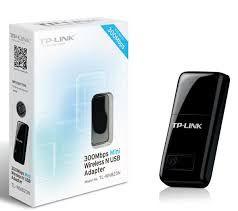 ADAPTADOR USB WIRELESS TP LINK 300MBPS TL-WN823N