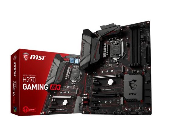 PLACA MÃE H270 GAMING M3 SOCKET 1151 MSI