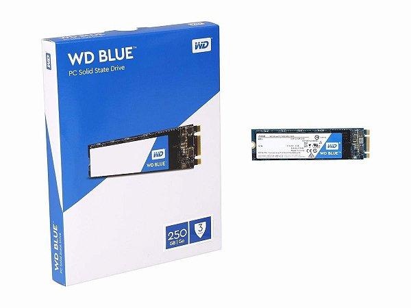 SSD 250GB M.2 WD - WDS250G1BOB 540MB/S